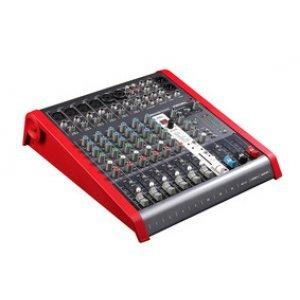Mixer PA, 6 Intr. Mic, Efecte Multiple, M822USB, Proel