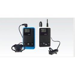 EMITATOR mobil cu microfon lavaliera, TM100-E