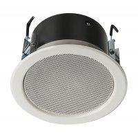 Difuzor Metalic de Tavan Fals cu Protectie Antifoc,  DL 06-130/T-EN54, IC Audio