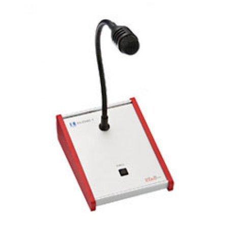 Baza Microfonica pentru Difuzare Mesaje Alarmare, EV-EVAC 1, IC Audio