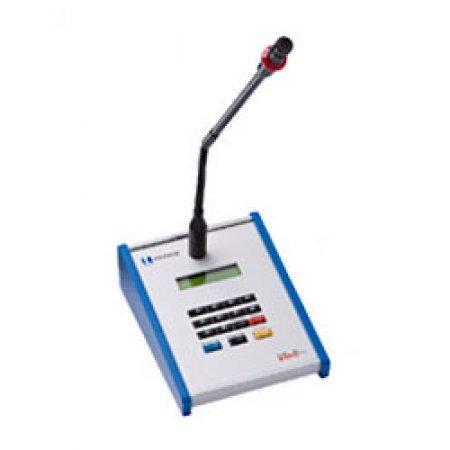 Baza Microfonica Digitala Programabila - 80 Zone, EV-PAGE, IC Audio