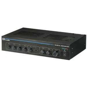 Mixer cu Amplificator Putere 120W, MXAMP120T, IC Audio