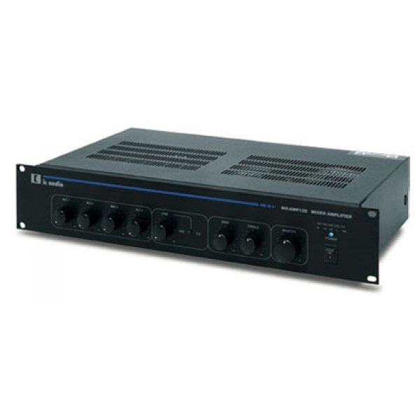 Mixer cu Amplificator 120W, MX-AMP 120, IC Audio