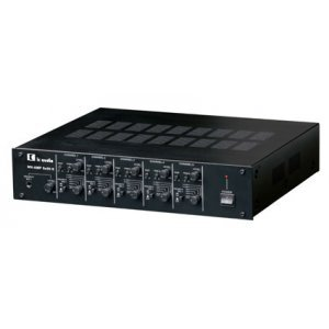 Mixer Amplificator 5x50 W MX-AMP 5x50E IC Audio