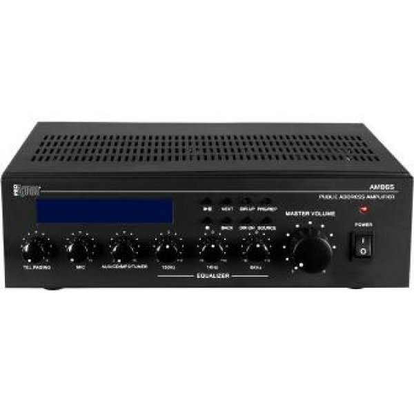 Mixer Amplificator cu MP3 si USB, AM865