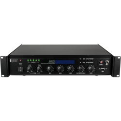 Mixer cu amplificator, radio FM, MP3 si USB,  AM870