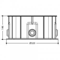 Proiector Arhitectural Incastrabil in Paviment ARCGROUND 36RGB