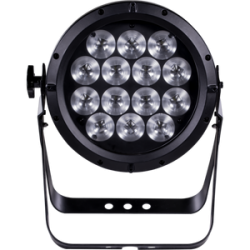 Proiector PAR LED profesional ARCLED7513Q2ZIP Music and Lights
