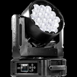 Moving head 60W RGBW DIAMOND19CC LED Music and Lights