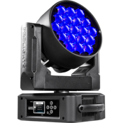 Moving head 60W RGBW DIAMOND19CC LED Music and Lights
