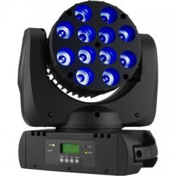 Lumini Moving LED Inteligente - Control Quadrante, ELFIN FC