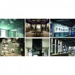 Interfata Control Sisteme Iluminat Comercial, LOGIX, MUSIC & LIGHTS