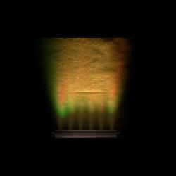 Proiector Arhitectural Led-uri RGB/ Full Collor, LUMIPIX6TRI