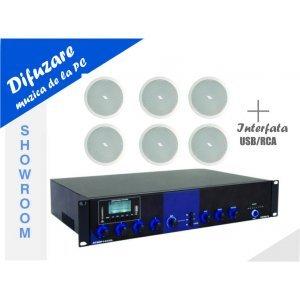Instalatie Sonorizare Showroom