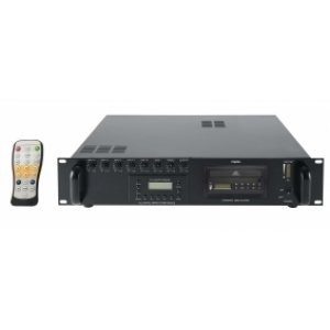 Amplificator cu mixer si CD player, ACDT180, Proel