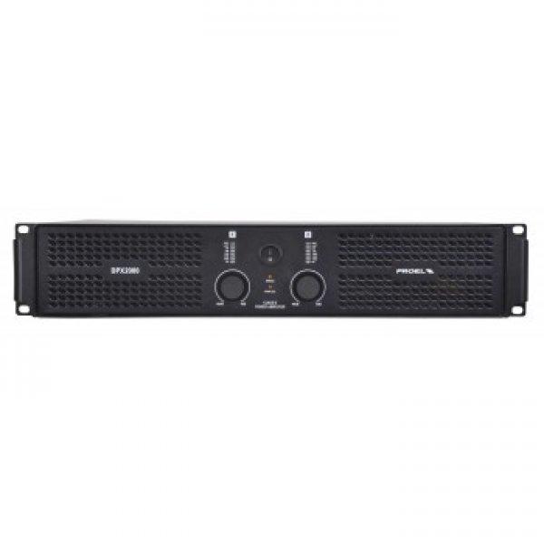 Amplificator de putere DPX2000 - cu SMPS, Clasa D