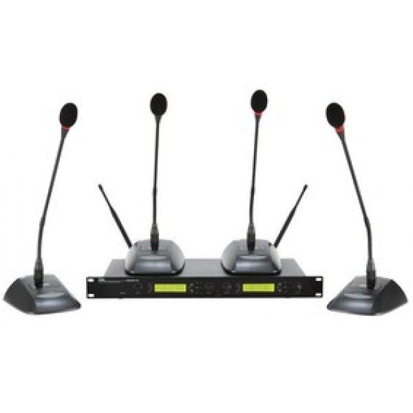 Sistem de Discutii Fara Fir (Wireless)