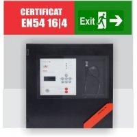 Sistem preconfigurat EVAC, evacuare vocala si adresare publica 1 zona, AE300, Proel