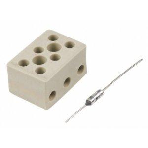 Kit Conectori Ceramici pentru Protectie Difuzoare -  Proel KITEVAC