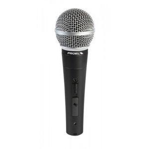 Microfon Dinamic, Voce Muzica, DM580LC, Proel