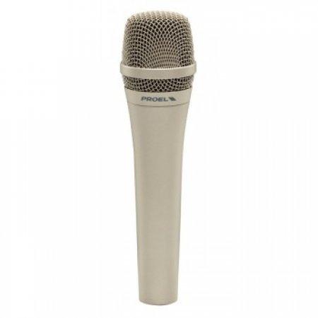 Microfon Dinamic, Profesional, Voce Muzica, DM585, Proel