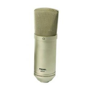 Microfon Profesional Condenser, LDU147, Proel