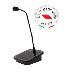 Baza microfonica, microfon dinamic, MIC/LINE output, brat flexibil, indicator LED, BM101, Proel