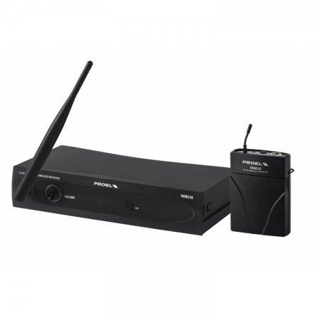 Sistem Microfon Wireless WM240B – in banda 2,4 GHz
