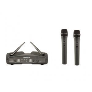 Set Microfoane Wireless, WM 600DM, Proel
