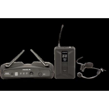 Sistem Wireless cu Microfon Headset, WM 600H, Proel
