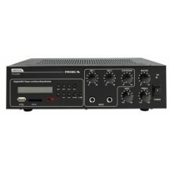 Mixer Amplificat cu Player si Recorder Integrat, AMP 03VR, Proel