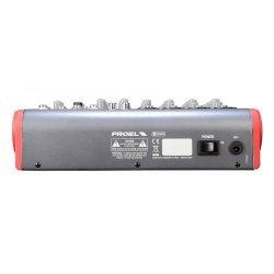 Mixer digital 12 Canale, procesor DSP, Mi12 Proel