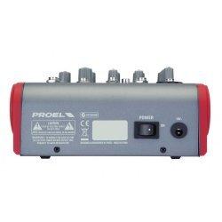 Mixer Audio 5 canale, Mi5, Proel