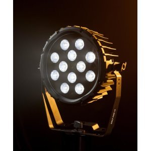 Proiector led profesional RGBWA HALFPAR12 Proel