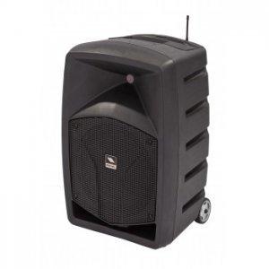 Sistem Audio Portabil cu 2 MIC plus 1 Stereo, FREE 10LT, Proel