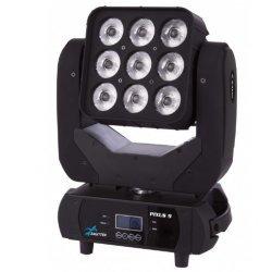 Moving head cu LED Pixus9 Proel
