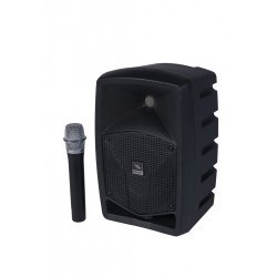Sistem de sonorizare portabil FREE6LT- cu microfon wireless