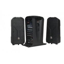 Sistem de sunet FREEPACK65LT –  cu 2 difuzoare, un mixer si un mp3 player