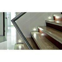 Set 12  Lampi led LUX, rotunde, pentru iluminat ambiental