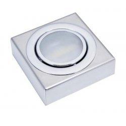 Spot Lumina Alb Cald – Alb Rece, QUADRATO LLK 1