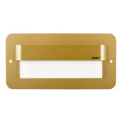 SALSA MAX Lampa led, alb-cald, finisaj alama, 10V