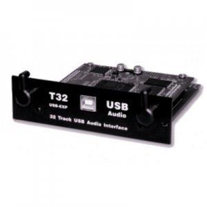 Modul interfata audio USB pentru TP T2208, TP T32USB-EXP, Topp Pro