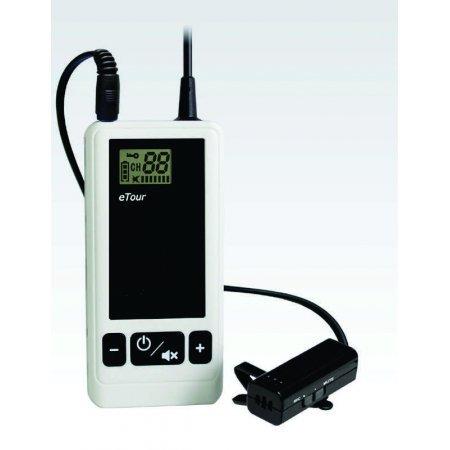 Emitator mobil cu microfon lavaliera, TM300-E