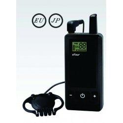 Receptor mobil cu casti, TM300-R