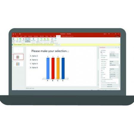 SOFT control vot interactiv PowerPoint