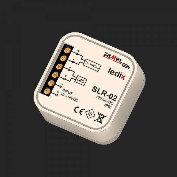 Controler LED-uri monocrome, SLR–02, 1-10 V
