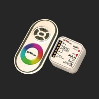 Set controler + telecomanda – RGB - iluminat led - SLR-11P
