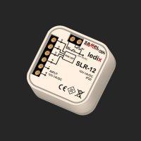 Controler led RGB cu fir - SLR–12, 10-14V