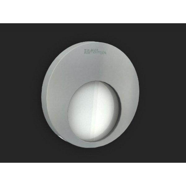 Lampa led MUNA, alimentare 230 V ac, monocolor, receptor radio, montaj ingropat