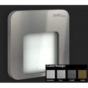 Moza lampa LED 230V - Monocolor